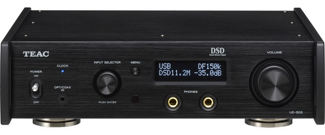 TEAC UD 503 front