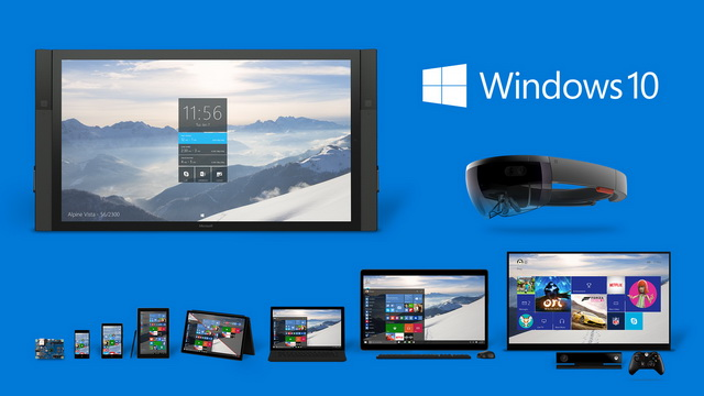 Win10 Windows ProductFamily Web